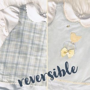 Other - Reversible Easter jumper, shirt, bloomers.